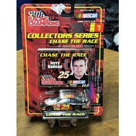 2001 Racing Champions 1:64 #25 Jerry Nadeau/UAW Delphi Chase The Race NOC