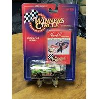 1997 Winner's Circle Kenny Irwin 1:64 #27 G.I. Joe NASCAR Diecast NOC