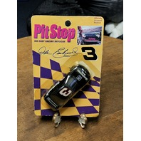 1995 Pit Stop FanFueler 1:64 Die-cast Dale Earnhardt #3 Goodwrench NASCAR NOC