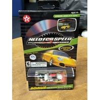Need For Speed Porsche Unleashed PC Game w/ Bonus 1:64 #28 Custom Texaco Car