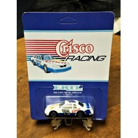 1988 Ertl Crisco Racing Diecast 1:64 Brett Bodine #15 Crisco Car NOC NASCAR