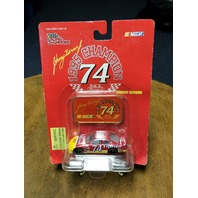 1996 Racing Champions Premier w/ Medallion 1:64 #74 Johnny Benson/Lipton Tea