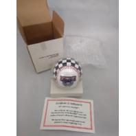 1998 NASCAR 50th Anniversary Baseball NOS NEW NIP Commemorative Collectible