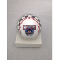 1998 NASCAR 50th Anniversary Baseball NOS NEW NIP Commemorative Collectible