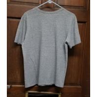 Nike Tee Athletic Cut Washington Nationals Gray T-Shirt Size M Medium