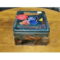 Limited Edition Finding Nemo Disney Pixar FilmCardz Tin Artbox Factory Sealed
