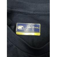 Jack Nicklaus Blue I Never Missed A Putt In My Mind T-Shirt Men's Size L Golf
