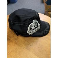 New Era ODU Old Dominion University Monarchs Black Cap Hat Adjustable Women's