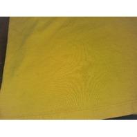 Yellow Athletic Cut University Of Oregon Ducks T-Shirt Men's Size XXL 2XL NCAA