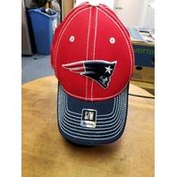 Reebok NFL Team Apparel New England Patriots Ball Cap Hat Size S/M NEW