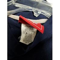 VF Imagewear Blue & White New England Patriots Shirt Men's Size M Medium