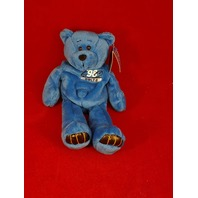 Limited Treasures Peyton Manning #18 Blue Beanie Plush Bear #8732 Colts