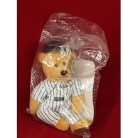 Planet Plush Dugout Series Mickey Mantle '74 Hall Of Fame Beanie Plush Bear NIP