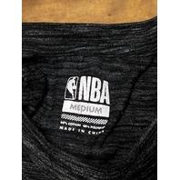 Property Of NBA Athletic Dept. Heathered Black T-Shirt Men's Size M Medium