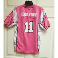 Outerstuff PSU Penn State Nittany Lions NCAA Pink #11 Jersey Girls Size XL 14-16