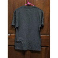 NFL Team Apparel Gray Washington Redskins Graphic T-Shirt Men's Size M Medium
