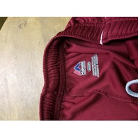 Majestic Washington Redskins Red Activewear Shorts Men's Size S