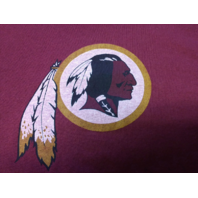 Reebok Washington Redskins Red Graphic T-Shirt Men's Size S Football NFL