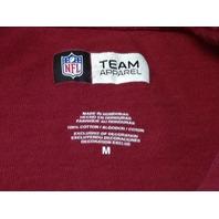NFL Team Apparel Washington Redskins Red Graphic T-Shirt Men's Size M Football