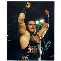 Rhino Autographed Signed 8x10 Photo Rhyno Wrestling ECW TNA WWE WWF