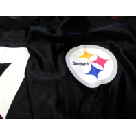 NFL Team Apparel Pittsburgh Steelers Ben Roethlisberger 7 Replica Jersey Size XL