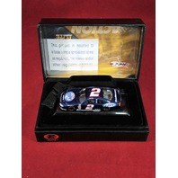 2004 Action/RCCA Elite 1:64 #2 Rusty Wallace Miller Lite Limited Edition /1500