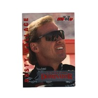 RUSTY WALLACE Wheels 1993 Dominator Jumbo Bonus Card D2 2772/3000 NASCAR Racing