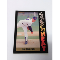 1992 Fleer Smoke N Heat 12 Card Complete Set Baseball Nolan Ryan Tom Glavine