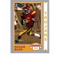 2006 Press Pass SE Old School Collectors Series Complete 25 Card Set Reggie Bush