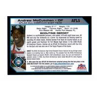 2004 Bowman Chrome Draft AFLAC Complete 12 Card Set MLB Baseball