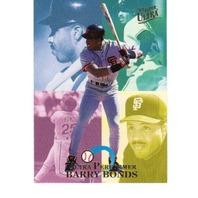 1993 Fleer Ultra Performers Complete 10 Card Set /150000 MLB Barry Bonds Frank Thomas