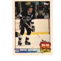 1990-91 Topps Team Scoring Leaders Complete 21 Card Set Hockey Gretzky Lemieux