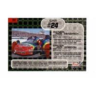 1996 Finish Line Man And Machine 10 Card Set NASCAR Gordon Wallace Martin