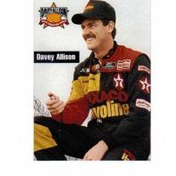 1993 Maxx Texaco Davey Allison Complete 20 Card Set NASCAR Racing