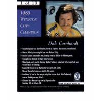 1996 Score Board Dale  Earnhardt Complete 10 Card Set NASCAR Racing