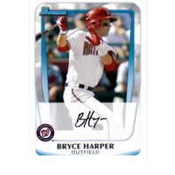 2011 Bowman Prospects Complete 110 Card Set MBL Baseball Bryce Harper