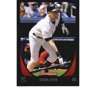 2011 Bowman Complete 220 Card Set MBL Baseball Derek Jeter Manny Ramirez