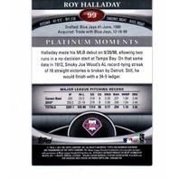 2011 Bowman Platinum Complete 100 Card Set MBL Baseball Roy Halladay Ichiro