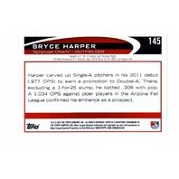 2012 Topps Pro Debut Complete 220 Card Set MLB Baseball Bryce Harper