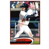 2012 Topps Pro Debut Complete 220 Card Set MLB Baseball Bryce Harper
