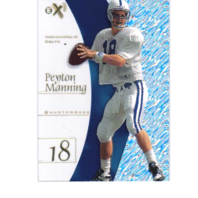 1998 Fleer Skybox E-X2001 Complete 60 Card Set NFL Football Peyton Manning