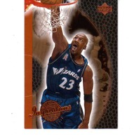 2001-02 Upper Deck Inspirations 90 Card Set NBA Basketball Michael Jordan