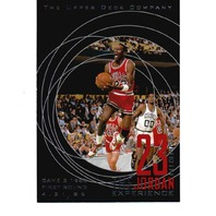1996 Upper Deck 23 Nights Michael Jordan Experience 23 Jumbo Card Set Basketball