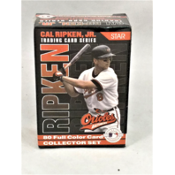 1995 STAR RIPKEN 80 Cal Ripken Jr Trading Card Series Collector Set NEW Sealed