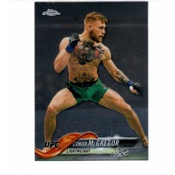 2018 Topps Chrome UFC Complete 100 Card Set Hand-Collated Vanant McGregor