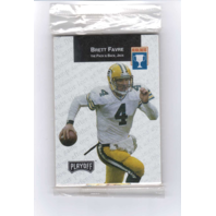 1993 Playoff Headliners Redemption Complete 6 Card Set Sealed Brett Favre
