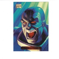 1994 Fleer Marvel Masterpieces Complete 140 Card Set Black Panther Gambit