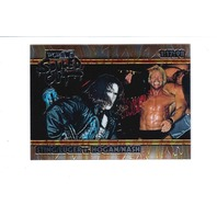 1999 TOPPS WCW/NWO NITRO CHROME Full 12 Card Set Wrestling Sting Goldberg Nash