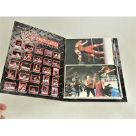 1999 Comic Images WWF WRESTLEMANIA LIVE 4 X 6 Complete 54 Card Set In 2 Binders