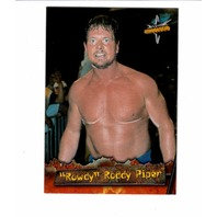 1999 Topps WCW EMBOSSED Complete 72 Card Set Wrestling Roddy Piper Ric Flair